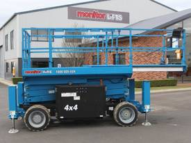 2014 Model Genie GS2669RT 4WD Diesel Scissor Lift - picture14' - Click to enlarge