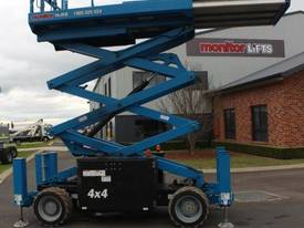2014 Model Genie GS2669RT 4WD Diesel Scissor Lift - picture15' - Click to enlarge