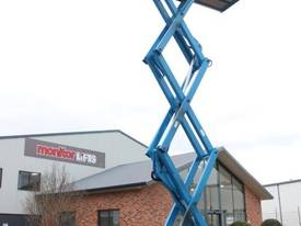 2014 Model Genie GS2669RT 4WD Diesel Scissor Lift - picture17' - Click to enlarge