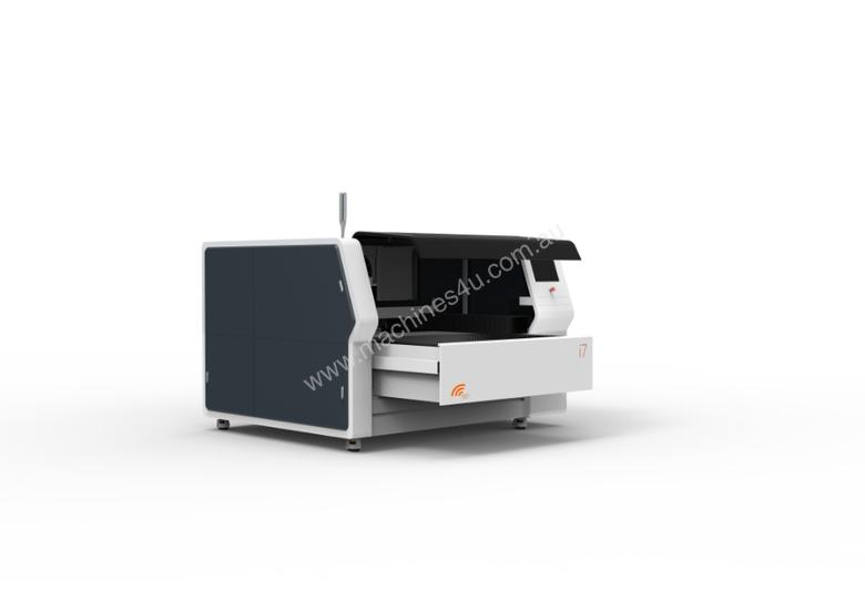 Ex Demo - Fiber Laser system  with 1.5m x 1m table - with $20 000 Saving