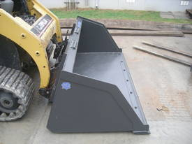 SKID STEER MULCH BUCKET 1650MM