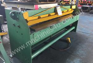 Hyclass Sheet Metal Guillotine 8 foot Hydraulic