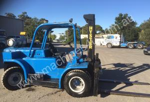 Hyster 7 Ton   Forklift H150F