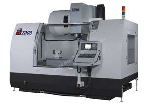 Litz CV2000 VMC CNC Vertical Machining Centre