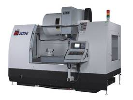 Litz CV2000 VMC CNC Vertical Machining Centre - picture0' - Click to enlarge