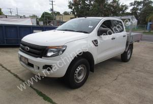 Ford   Ranger 4WD Dual Cab