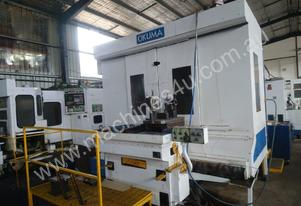 Okuma   CNC machining centre