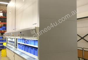 SOLD - used Hänel / Hanel Rotomat storage systems
