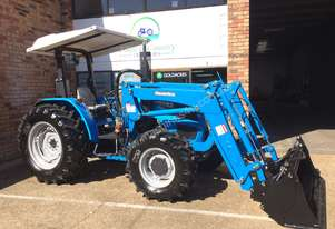 Brand New Landini Multifarm 80 with loader and 4 in 1 Bucket