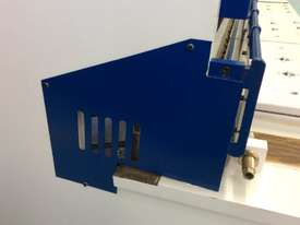 CMT 3200MM X 6MM VARIABLE RAKE GUILLOTINE - picture14' - Click to enlarge