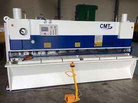 CMT 3200MM X 6MM VARIABLE RAKE GUILLOTINE - picture0' - Click to enlarge