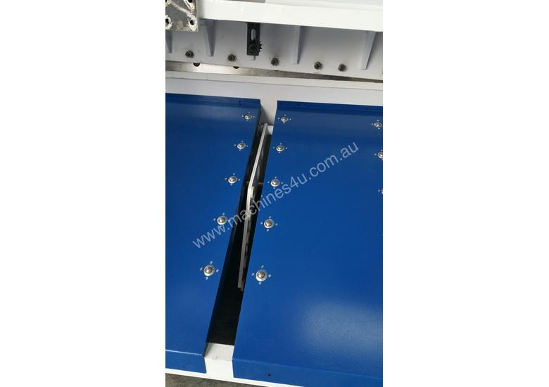 CMT 3200MM X 6MM VARIABLE RAKE GUILLOTINE