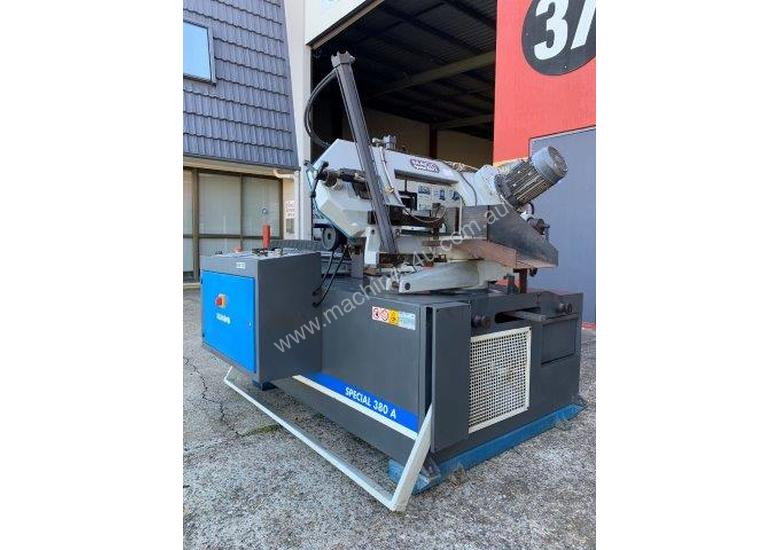 � 320mm Capacity Automatic Bandsaw
