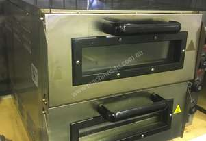 Unbranded Counter Top 2 Deck Pizza Oven EP2S