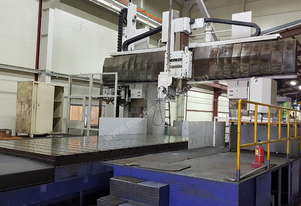 MVR-35x5000 Double Column Machining Centre
