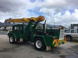1990 Linmac AW2 12 12T Articulated Crane - picture1' - Click to enlarge