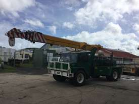 1990 Linmac AW2 12 12T Articulated Crane - picture2' - Click to enlarge