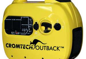 Cromtech Outback 2.4kW Max INVERTER Generator