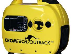 SPECIAL PRICE! ** Cromtech Outback Generator **  2.4kW Max Power - picture0' - Click to enlarge