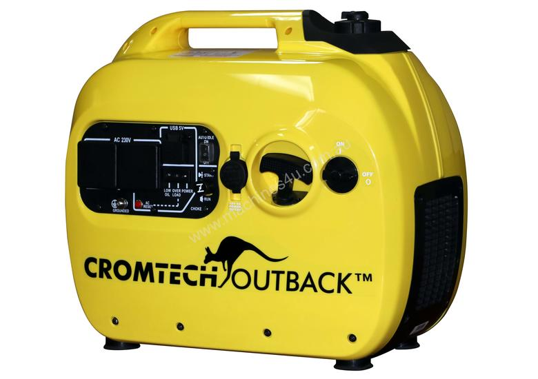 SPECIAL PRICE! ** Cromtech Outback Generator **  2.4kW Max Power