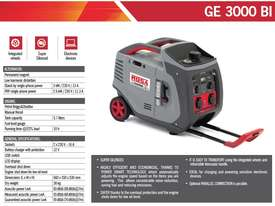 MOSA Briggs & Stratton Generator - picture1' - Click to enlarge