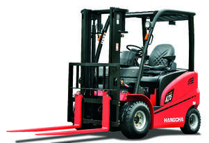A series 2.5T Electric Forklift