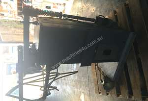Spot Welder 30 KVA Norman Engineering 415V Sheet metal