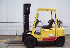 2.5T Hyster Counterbalance Forklift