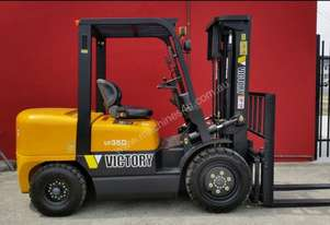 Victory VF35G std dual fuel Forklift