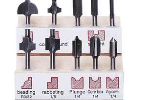Archer HSS Router Bit Set - 3.2mm shank