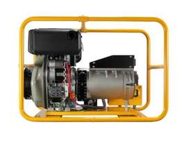 Powerlite 7kVA Diesel Generator - picture15' - Click to enlarge