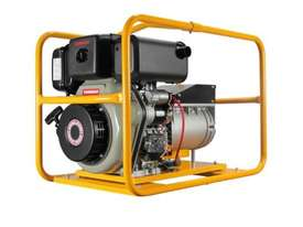 Powerlite 7kVA Diesel Generator - picture16' - Click to enlarge