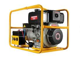 Powerlite 7kVA Diesel Generator - picture17' - Click to enlarge