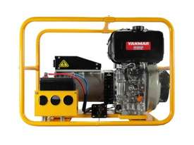 Powerlite 7kVA Diesel Generator - picture19' - Click to enlarge