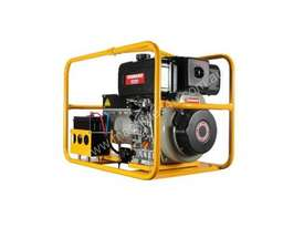 Powerlite 7kVA Diesel Generator - picture3' - Click to enlarge