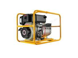 Powerlite 7kVA Diesel Generator - picture4' - Click to enlarge