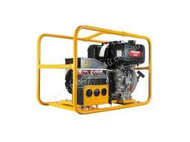 Powerlite 7kVA Diesel Generator - picture6' - Click to enlarge