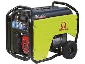 Pramac 5.3kVA Petrol Auto Start Generator + 2 Wire Controller - picture6' - Click to enlarge