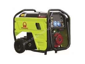 Pramac 5.3kVA Petrol Auto Start Generator + 2 Wire Controller - picture2' - Click to enlarge