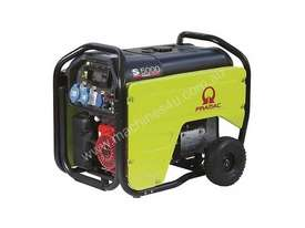 Pramac 5.3kVA Petrol Auto Start Generator + 2 Wire Controller - picture7' - Click to enlarge