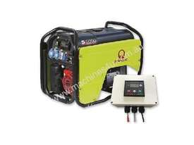 Pramac 5.3kVA Petrol Auto Start Generator + 2 Wire Controller - picture12' - Click to enlarge