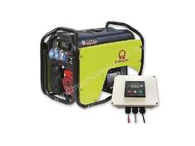 Pramac 5.3kVA Petrol Auto Start Generator + 2 Wire Controller - picture14' - Click to enlarge