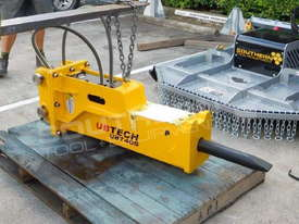 UBT40S Silence Excavator Hydraulic Rock Breaker ATTUBT - picture1' - Click to enlarge