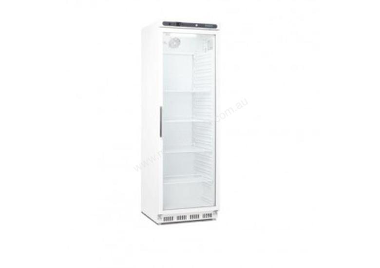 POLAR - DMO76-A - Polar Upright Display Cabinet 368 Ltr