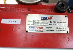 Hafco Bearing Press