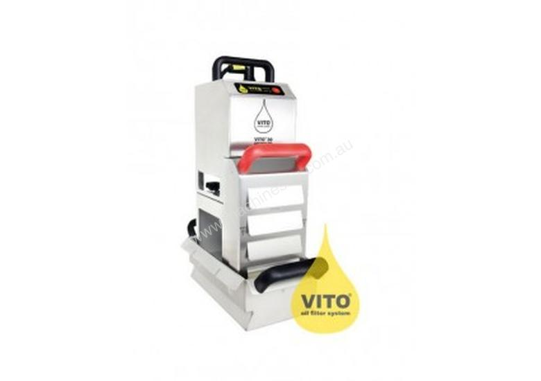 VITO - 101379 -VITO 30 Suitable for all table top gas and electric fryers up to 10 litre capacity
