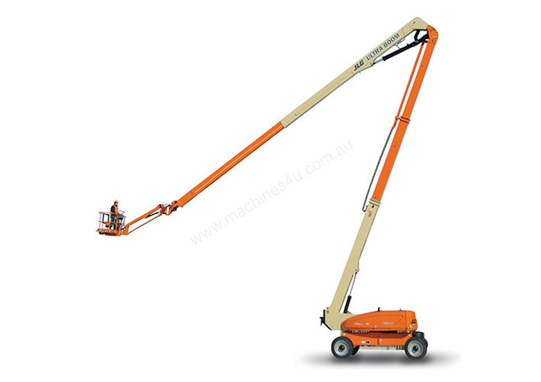 2009 JLG 1250AJP Articulating Boom Lift