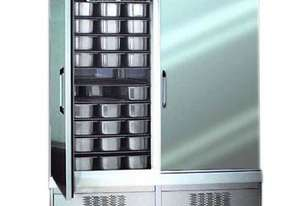 Tekna 10010 NFN LP Two Door Upright Storage Freezer