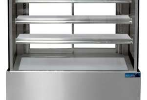 Mitchel Refrigeration1800mm Straight Glass Cold Display - 4 Shelves
