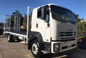 Isuzu   GXD Beavertail Truck